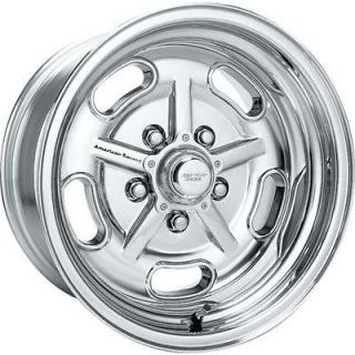 15X7 SALT FLAT AMERICAN RACING HOT ROD FORD CHEVY BUICK PLYMOUTH