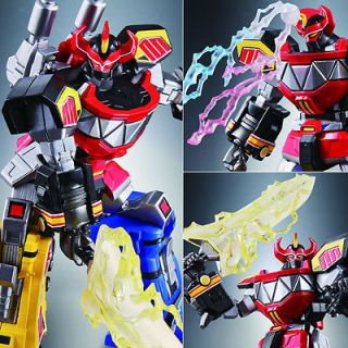 Robot Chogokin Mighty Morphin Power Rangers Megazord die cast figure