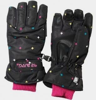 DARE2B Ski Gloves Star Spots Waterproof Breathable Snowboarg Gants