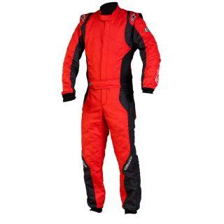 Alpinestars   GP Pro Suit   Auto Racing Fire Suit   Red/Black   Size