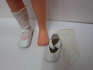 Furga Alta Moda Doll Vtg Italian Shoes & Socks 1966 Sheila Simona