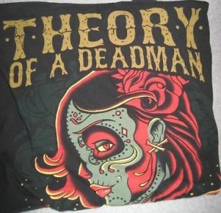 of a Deadman Music Rock and roll band canada Alt T Tee Shirt Black XL