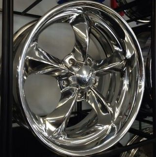 American Racing TORQUE THRUST SL II Wheels Torq 17x7 & 8