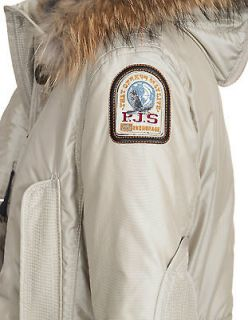 NWT PARAJUMPERS WOMEN ANCHORAGE 2013 100% AUTHENTIC GOOSE DOWN PARKA