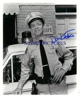 Andy Griffith BARNEY FIFE
