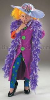 Rugrats Totally Angelica Child Deluxe Costume Size 4 6