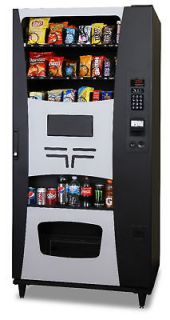 Snacks / 5 YR Ltd Warranty / Energy Efficient COMBO VENDING MACHINES
