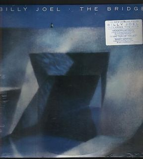 Billy Joel The Bridge LP factory sealed old store stock with promo