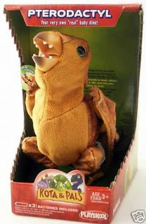 Hatchling Stegosaurus Playskool Dinosaur Toy Hasbro Kota & Pals