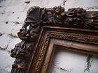 Vintage Victorian 5 Footed Ornate Beveled Mirror Riser