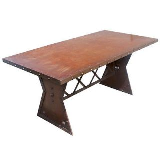 antique french dining table in Furniture