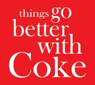 better Coke vinyl sticker decal soda machine collectibles vintage 80s