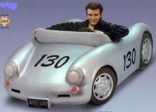 James Dean in Car Limited Edition Cookie Jar