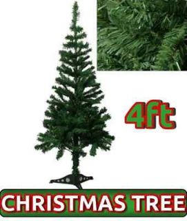 Pine Premium Holiday Mini Christmas Tree Four Foot Artificial xmas