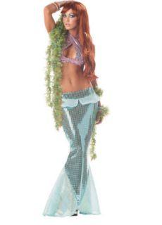 Women Sexy Ariel Mesmerizing Mermaid Halloween Costume