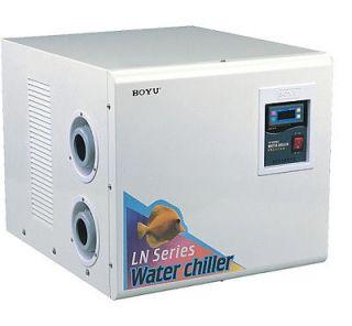New 1.5HP Aquarium Fish Tank / Lab / Hydroponic Water Chiller Cooling
