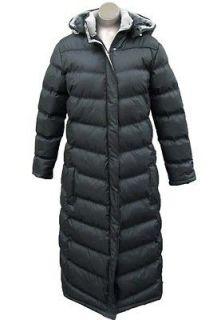 Ladies Puffer Long Coat (Full Length)