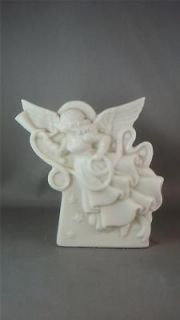 PARTYLITE ANGEL O Holy Night Christmas Candle Holder Decoration