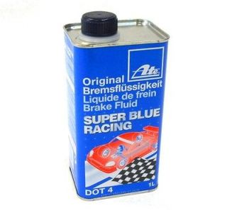 ATE Super Blue Racing Brake Fluid DOT 4   1 Litre