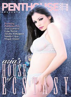 Penthouse Arias House of Fantasy DVD UNRATED NEW Aria Giovanni