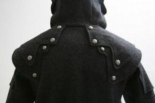 Baby/Kid Excalibur Grey Knight Medieval Armor Hoodie Zipup Jumper