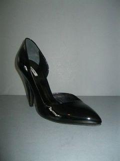 black patent leather shoes  jewel  venus  platform  dress  thongs