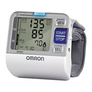 Omrom 7 Series Blood Pressure Monitor, Wrist