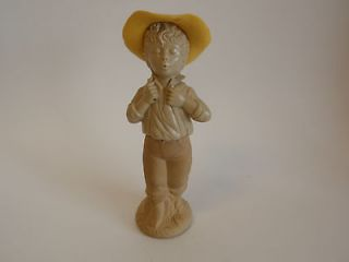 Vintage Avon Bird Paradise Cologne Tom Sawyer Bottle Llama Mexico