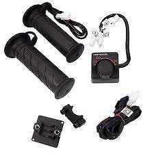 Heated grips, hand wamers, grip heaters, handlebar warmers, ATVs and