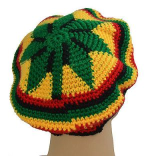 Bob Marley Party Costume Hippie 70s 70s Beanie Jamaica Jamaincan Tam