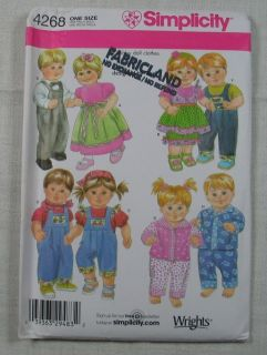 Baby Alive Clothing Patterns – Download Free Patterns