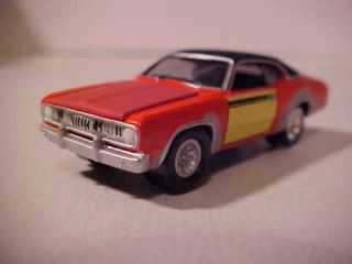 1971 Plymouth DUSTER Project Car in Progress in orig pkg  brand new