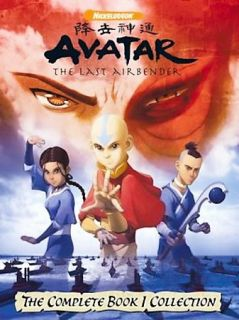 Newly listed Avatar The Last Airbender   Book 1 Water   The Complete