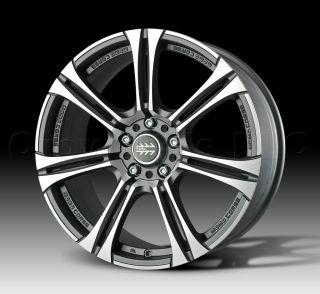 MOMO Car Wheel Rim Next Anthracite 17 x 7 inch 5 on 114.3   Part