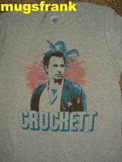 Miami Vice Tv Show Sunny Crockett Don Johnson T Shirt