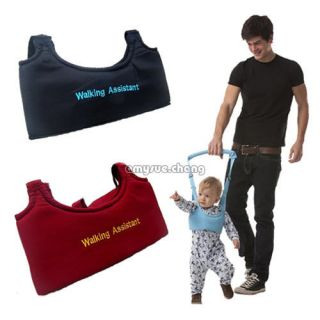 1Pc Toddler Kid Boy Girl Baby Safety Walking Assistant Aid Harness