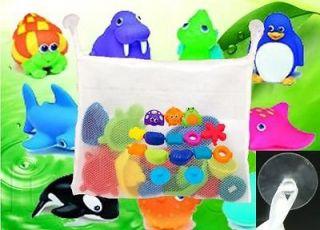BABY CHILDS Bath Toy Toys Storage Tidy Net Toy Bag Bathroom /Bath