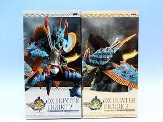 Banpresto Monster Hunter 3G DX 2 Lagiacrus Armor & Gunlance
