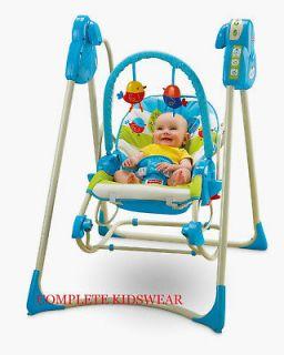 in 1 Baby Swing