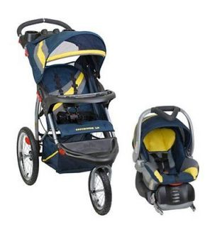 Baby Trend Expedition LX Swivel Jogging Stroller Baby Travel System
