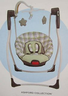 Graco   Comfy Cove Baby Swing 1781920 Brand New in Sealed Retail Box