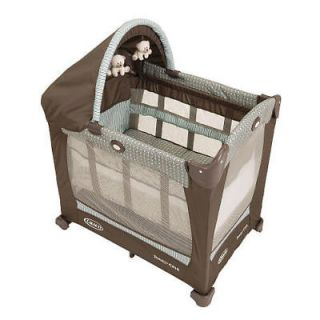 Graco Travel Lite Bassinet in Notting Hill New 1780721