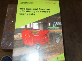 NEW HOLLAND MODEL 175 ROUND BALE FEEDER SERVICE PARTS CATALOG 1990