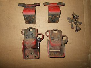 63 64 65 66 DODGE DART PLYMOUTH VALIANT BARRACUDA DOOR HINGES