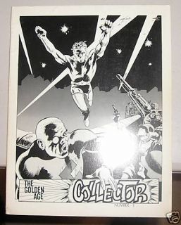 THE GOLDEN AGE COLLECTOR 1 REPRINTS WOLVERTON THE WEB