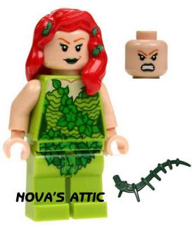 lego batman poison ivy mini figures