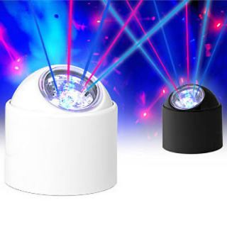 Laserpod Orb Galaxy Laser Base Station Projector Lamp