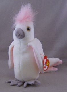 KUKU THE COCKATIEL   Ty Beanie Baby (Beanies Babies)