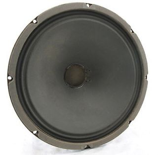 Utah 15 Inch Speaker Woofer Bass Guitar Organ Amplifier Sounds Good