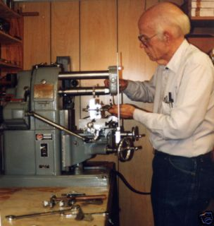 Operating a Horizontal Milling Machine (DVD) machining